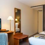 Chambre individuelle hôtel Paris 10ème