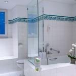 Salles de bain de l'hôtel Provinces Opéra