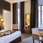 Chambre double - Hôtel 3 étoiles Provinces Opéra