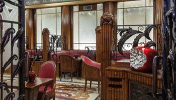 Bar Classé Art Déco Provinces Opéra