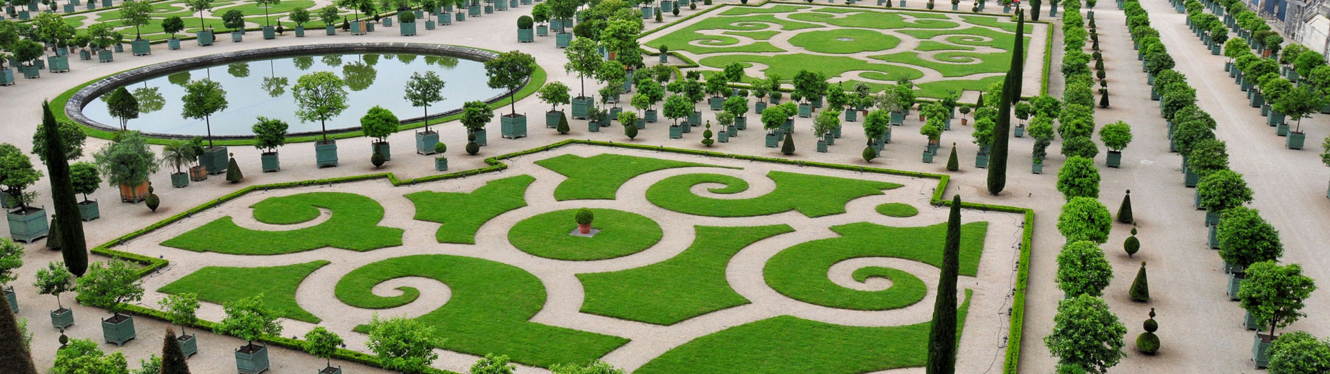 Les parcs et jardins à Paris