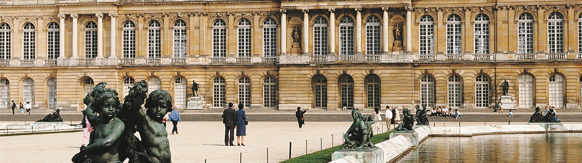 Chateau de Versaille - Paris