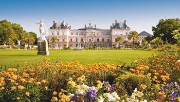 Jardin du Luxembourd Paris