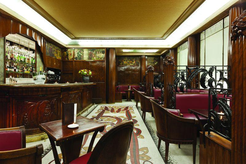 Provinces opéra star hotel u listed art deco bar