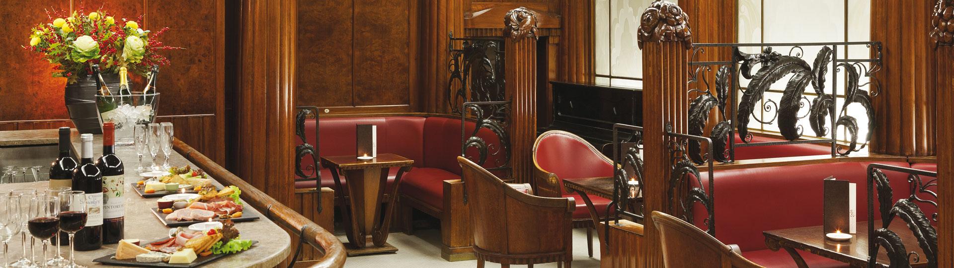 réservation hotel paris
