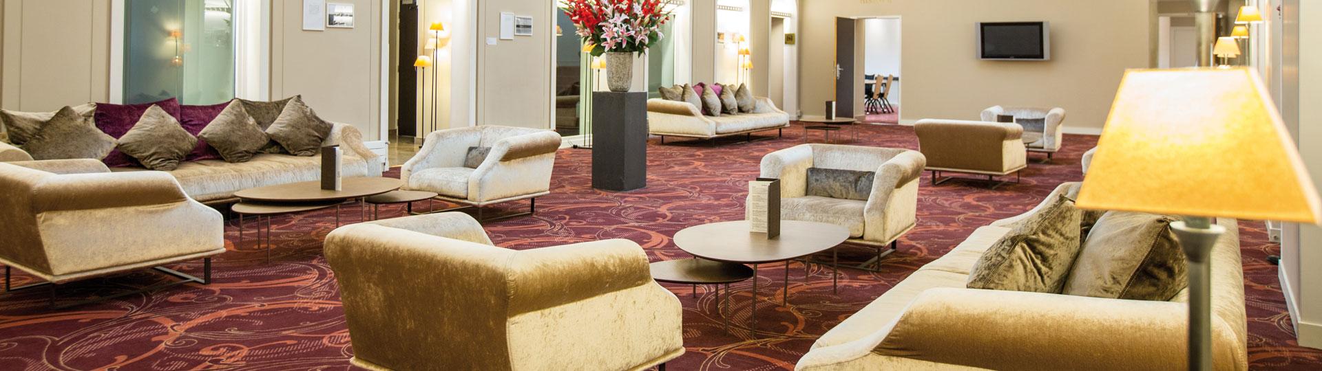 salons - provinces opéra hôtel