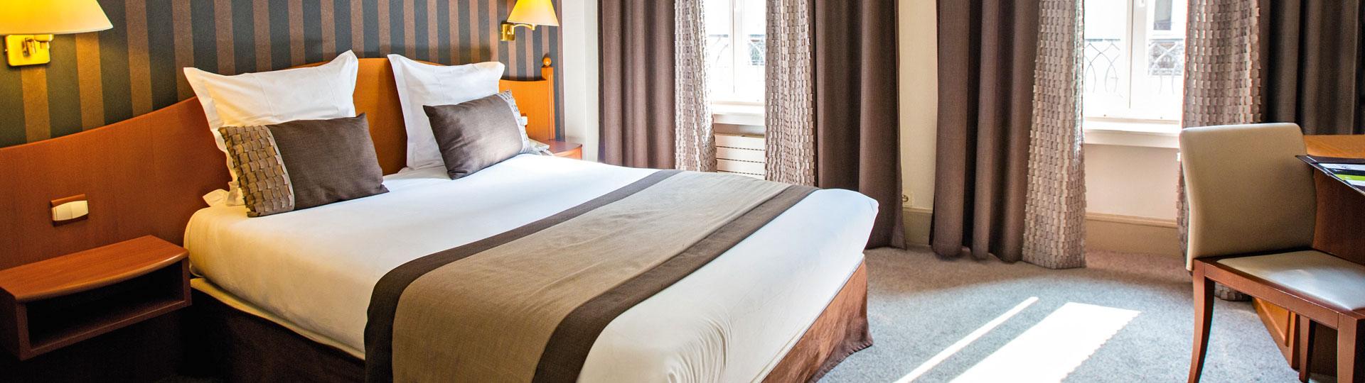 réservation hôtel paris 10ème