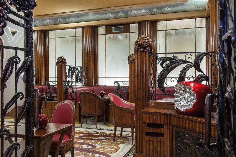 Provinces Opera 3 Star Hotel Listed Art Deco Bar