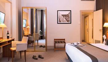 hotel paris 10eme