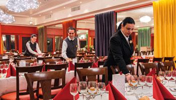 Restaurant de l'hôtel Provinces Opéra
