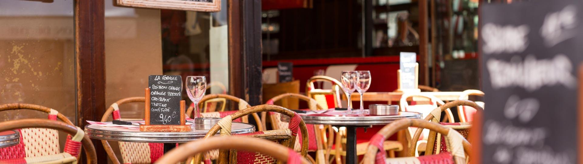 Brasserie à Paris