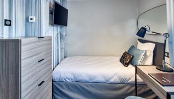 chambre individuelle hotel provinces opera paris