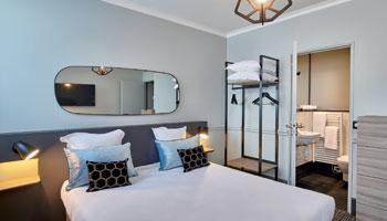 chambre hotel provinces opera paris