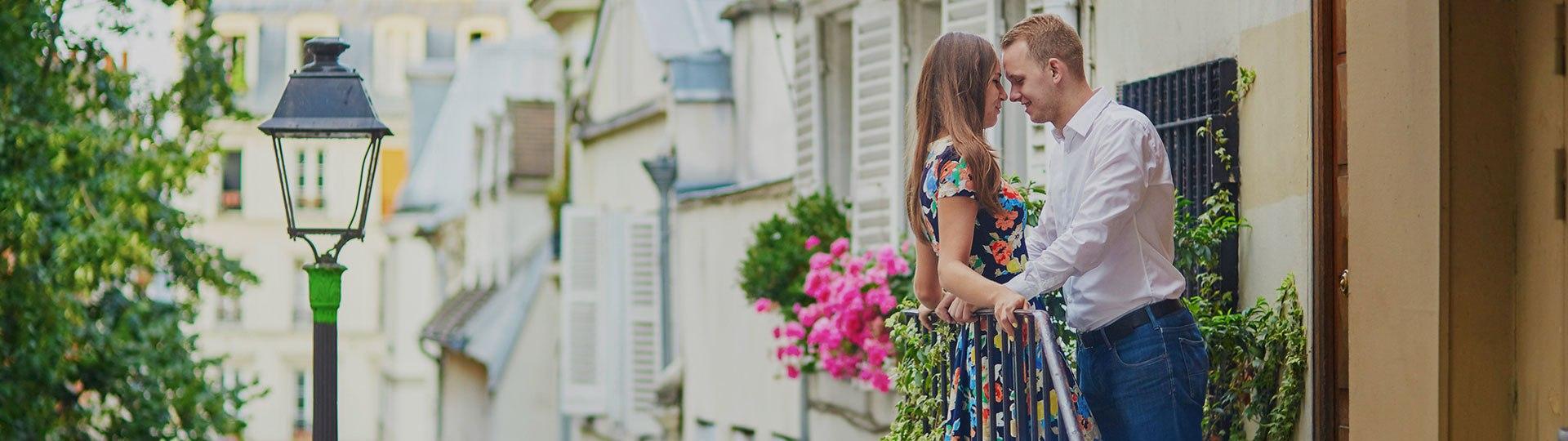 Weekend à amoureux à Paris - hôtel Provinces Opéra