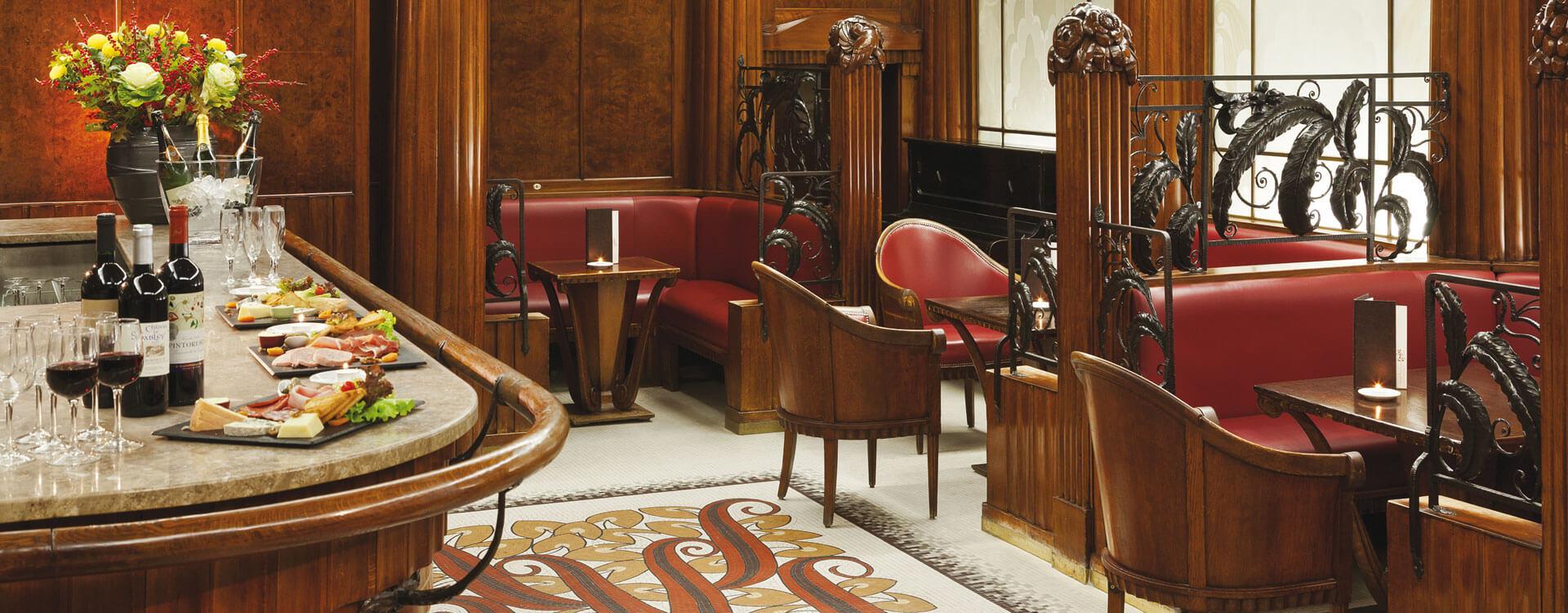 Bar - Hôtel*** Paris Provinces Opéra