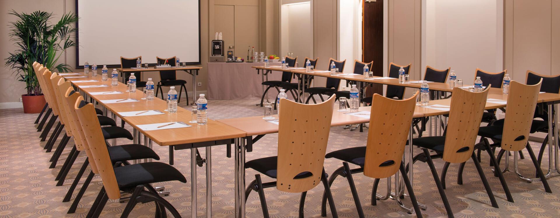 Salle de réunion - Hôtel*** Paris Provinces Opéra