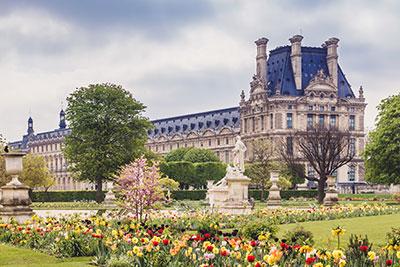 Les Jardins des Tuileries Paris