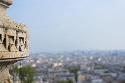 Quartier Montmartre Paris