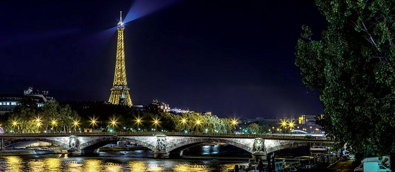 Paris quartier