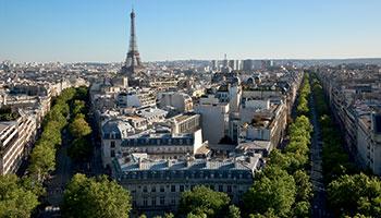 Paris printemps