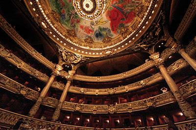 Quartier de l'Opéra Paris
