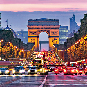 Voiture Paris