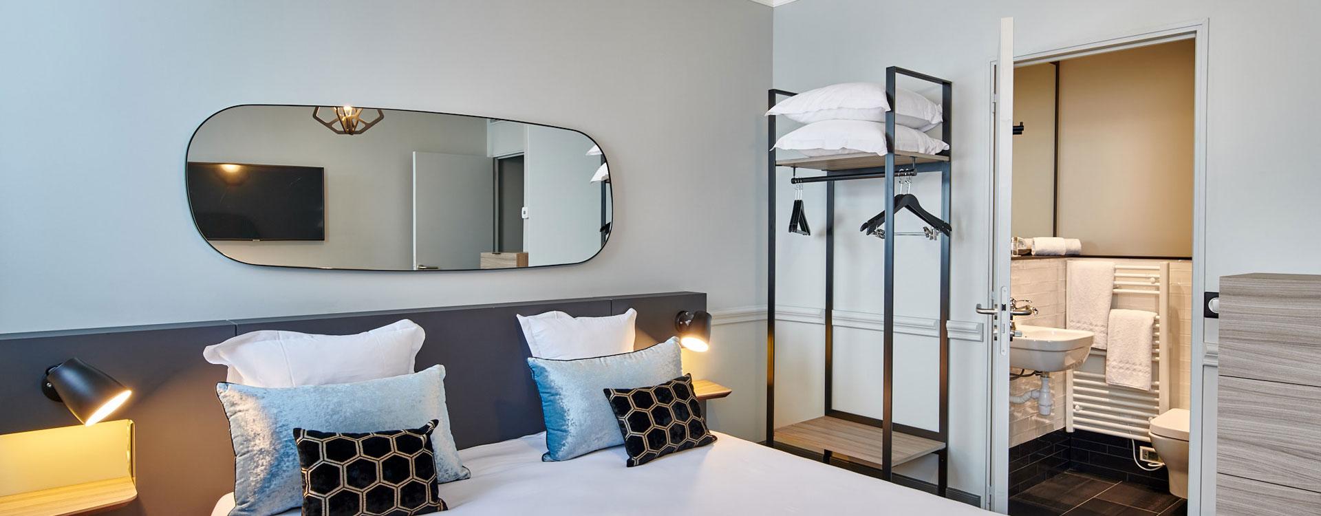 chambre double hotel provinces opera paris